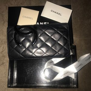Beautiful authentic CHANEL wallet